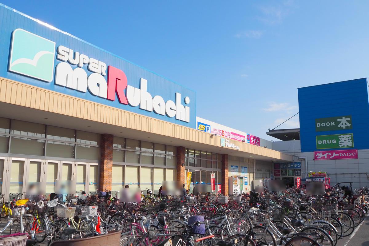 スーパーマルハチ大開店+コーナン福島大開店